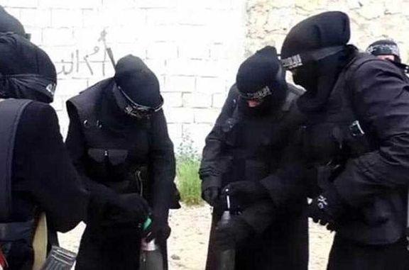 یک زن روس امیر زنان داعش شد