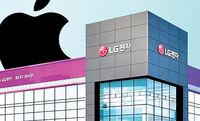 نگرانی سامسونگ از عرضه آیفون در فروشگاه های ال جی
