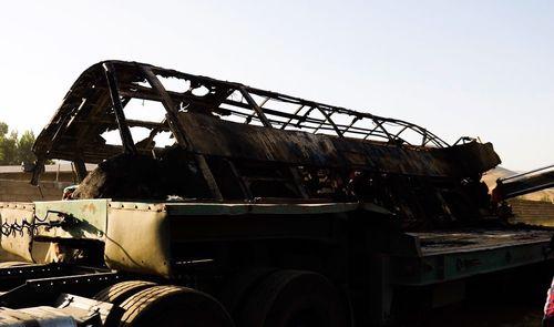 اعلام اسامی جانباختگان تصادف اتوبوس سنندج