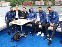 تفریحات بازیکنان تیم ملی در ترکیه +تصاویر