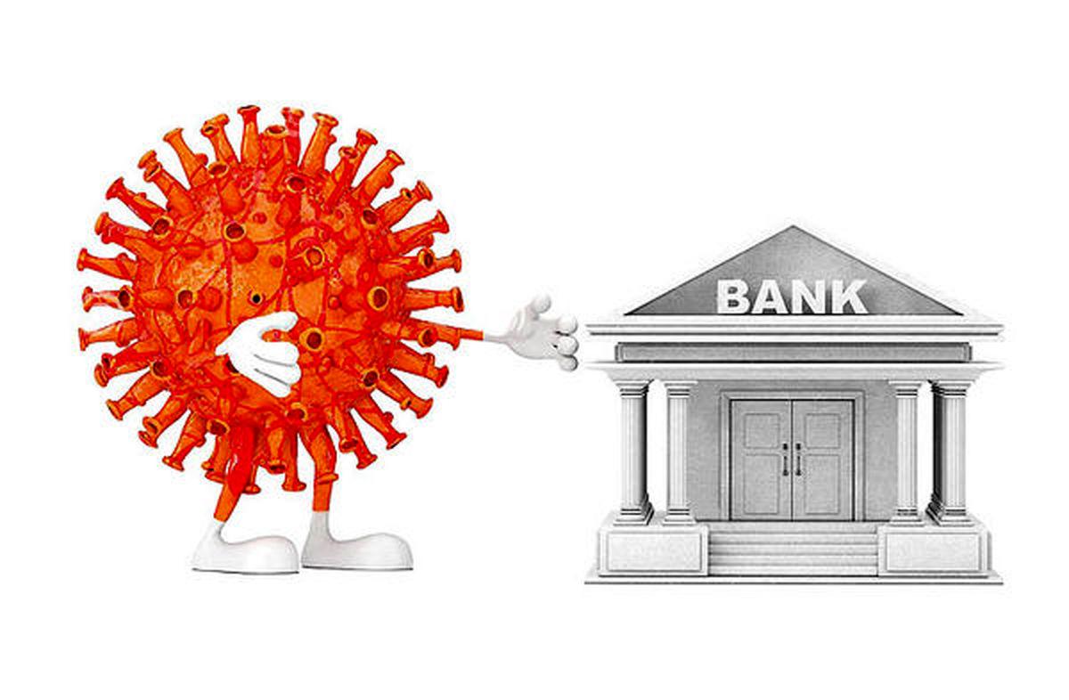 وضعیت بانکداری در سایه کرونا