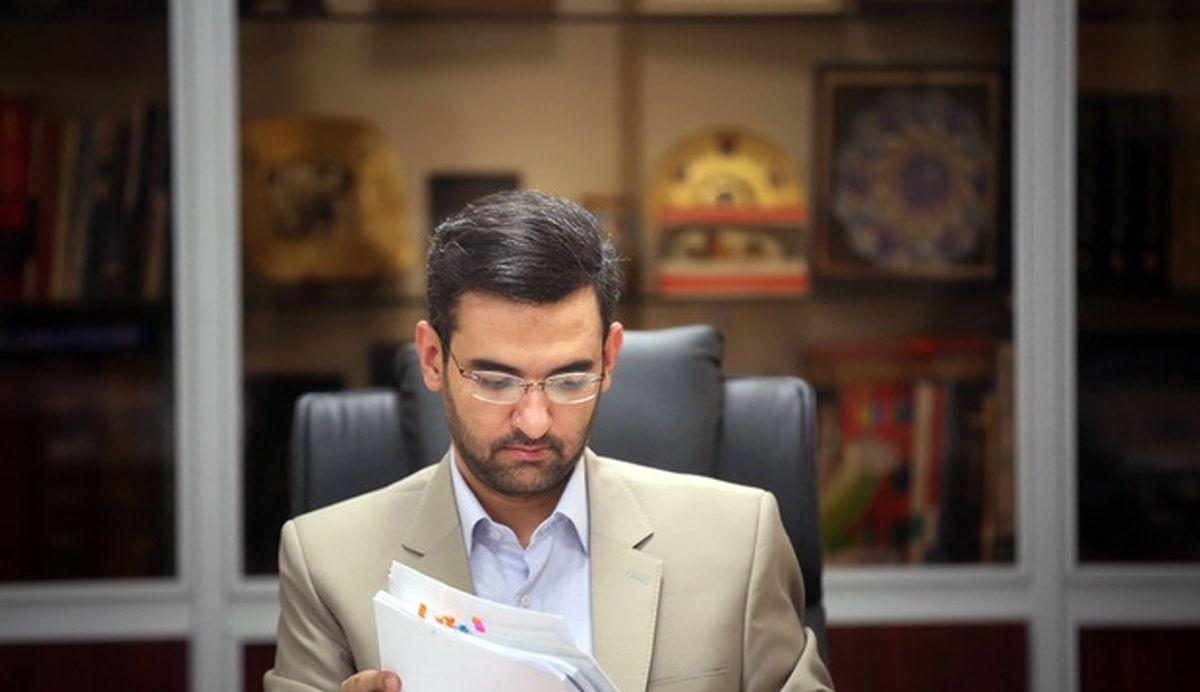 واکنش وزیر ارتباطات به صعود پرسپولیس به فینال آسیا