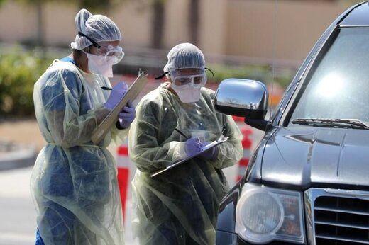 قربانیان کرونا در آمریکا به بیش از ۷ هزار نفر افزایش یافت
