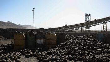 ۵۴۲ میلیون دلار؛ صادرات محصولات سنگ آهن