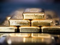 طلا در آستانه ثبت پنجمین رکورد