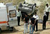 تصادف خونین مینیبوس و کامیونت در جنوب تهران
