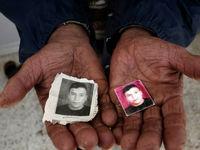 بقایای باقیمانده از سقوط هواپیمای مالزی +تصاویر