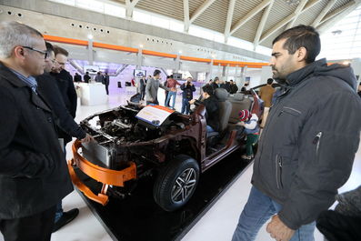 گزارش تصویری اقتصادآنلاین نمایشگاه بین المللی خودرو تهران