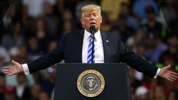 ترامپ: ایران بدجور دنبال مذاکره با من است!