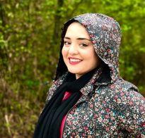عکسی از عروسی علی اوجی و نرگس محمدی
