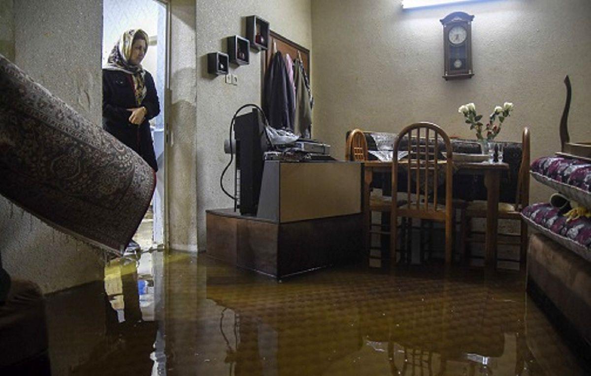 آب شرب با فاضلاب در خوزستان تلاقی کرد