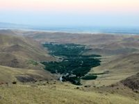 زیباییهای مراغه، کوه زیریش +تصاویر