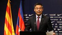 رئیس باشگاه بارسلونا استعفا داد!