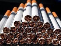 ٤٠درصد پول سیگار در جیب قاچاقچیان