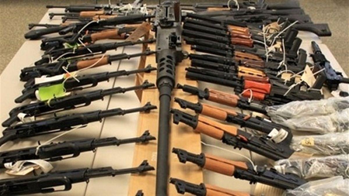 تجارت بیسابقه اسلحه در خاورمیانه