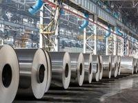 رشد ۴۵ درصدی صادرات و تولیدات فولاد