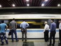 تعداد مسافران مترو بعد از گرانی بنزین افزایش یافت؟