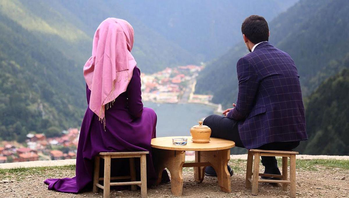 کدام همسران به یکدیگر شک میکنند؟