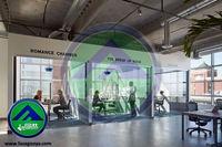 ایده آل ترین طراحی دکوراسیون داخلی برای فضای اداری کدام است؟