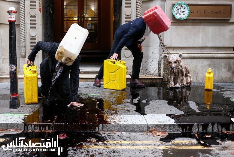 برترین تصاویر خبری هفته گذشته/ 30 آبان