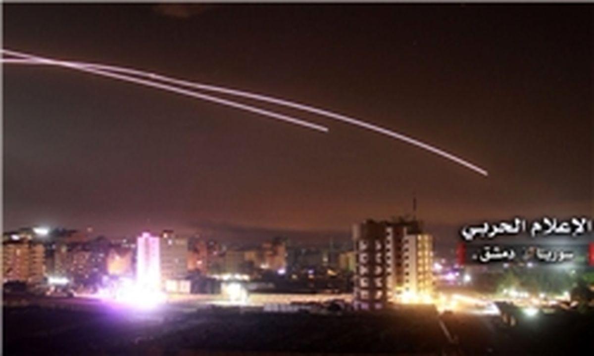 ۳راکت به اطراف فرودگاه بغداد اصابت کرد