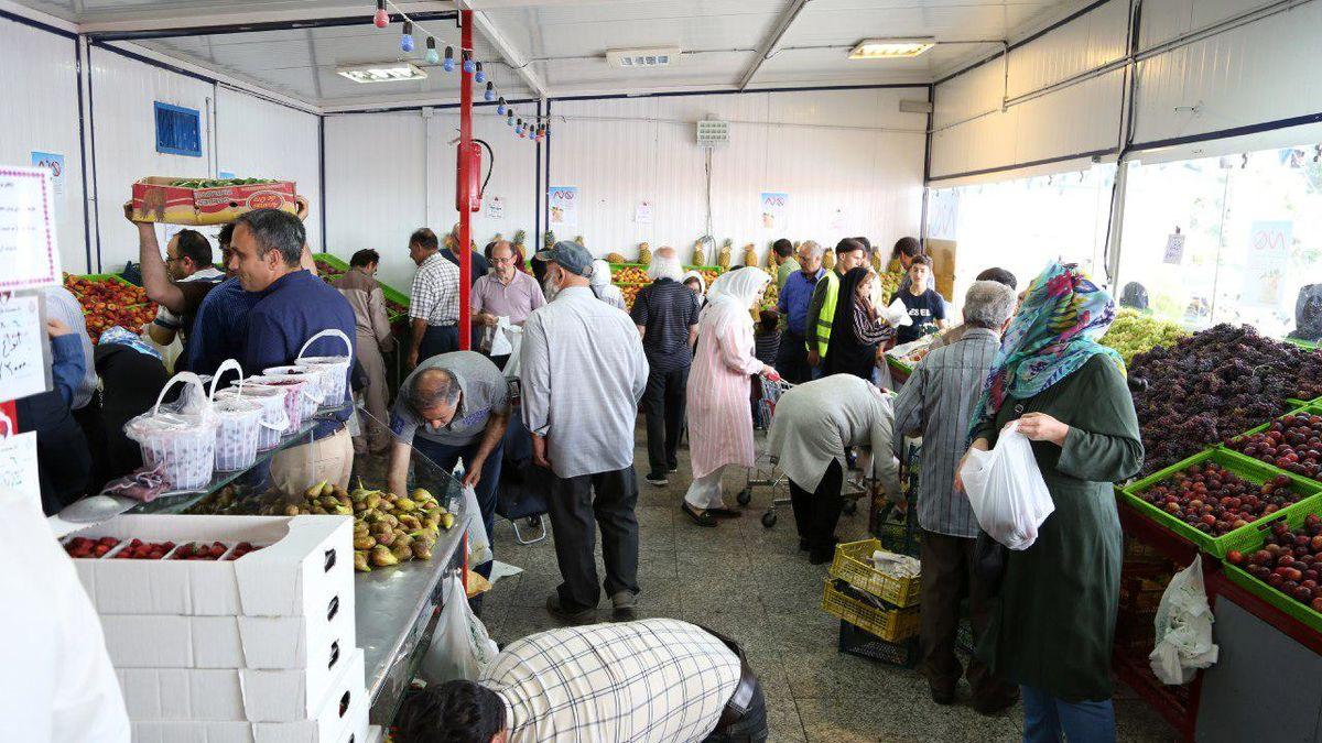 مشکل بازار میوه، میادین میوه و ترهبار هستند