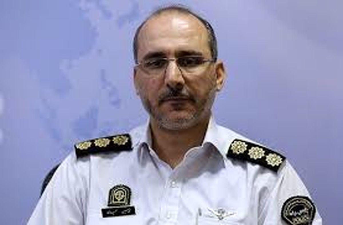 برخورد با تخلفات خودروهای دودزا در ۴۶نقطه از تهران