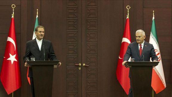 فعال شدن ۲۴ساعته مرزهای ایران و ترکیه/ مبادلات تجاری ایران و ترکیه از طریق پول ملی دو کشور انجام خواهد شد