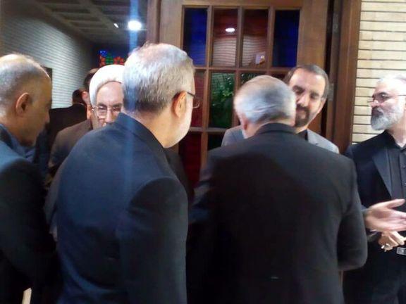 مراسم ختم دختر سفیر ایران در روسیه برگزار شد
