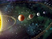 حقایقی عجیب از منظومه شمسی که باید بدانید
