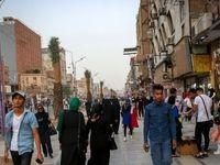 زندگی عادی مردم اهواز در وضعیت قرمز کرونا +تصاویر