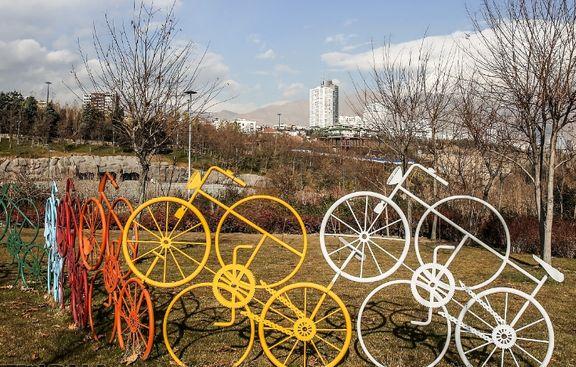 راهاندازی ٥٠ ایستگاه بیدود در پایتخت طی ١٠ ماه/ اجرای آزمایشی پیک دوچرخه در مناطق١١ و١٢