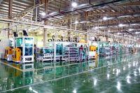 تولید ۱۲محصول منتخب صنعتی رشد کرد