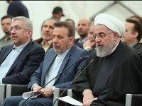 روحانی: نفت را همچنان به فروش میرسانیم/ قدرت آمریکاییها در حد زبان درازیهایشان نیست