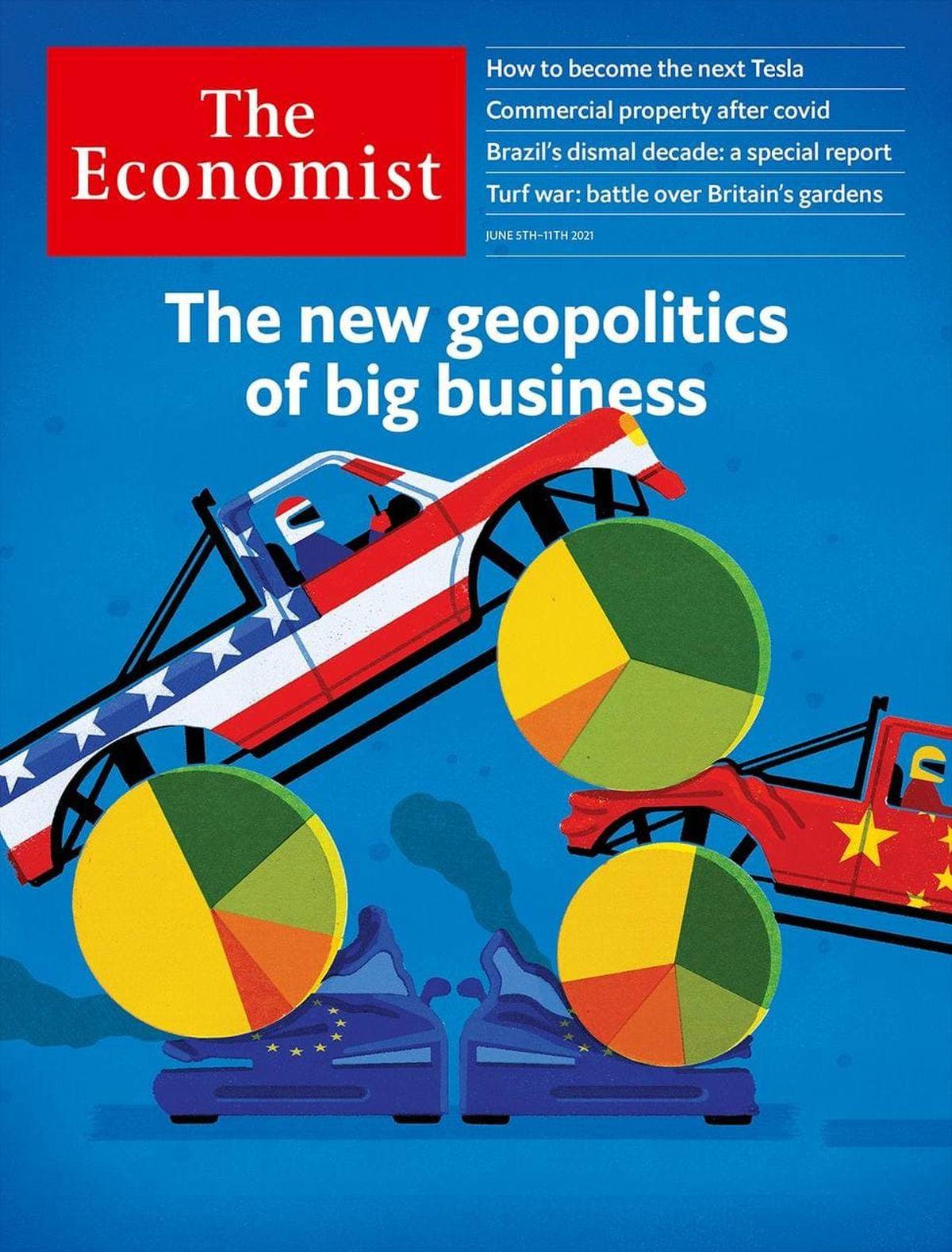 ژئوپولیتیک جدید تجارت جهانی