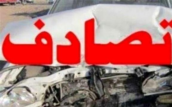 تصادف مرگبار در جاده اردبیل