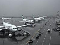 افزایش دید افقی در مهرآباد به ۶۰۰ متر/ پروازها از سر گرفته شد