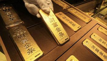 چین ذخایر طلای خود را حدود ۱۰۰ تن دیگر افزایش داد