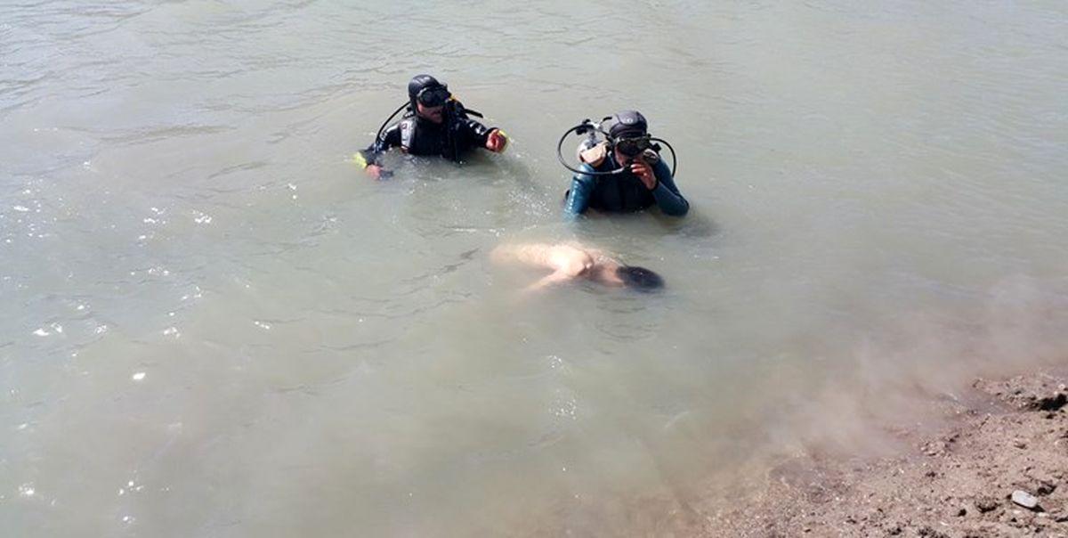 غرق شدن 2جوان در رودخانه کرهبس