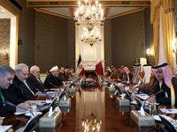ایران از توسعه روابط با همسایگان بویژه قطر استقبال میکند/ پذیرش دعوت امیر قطر برای سفر به دوحه