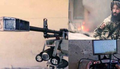 جدیدترین سلاح داعش +عکس
