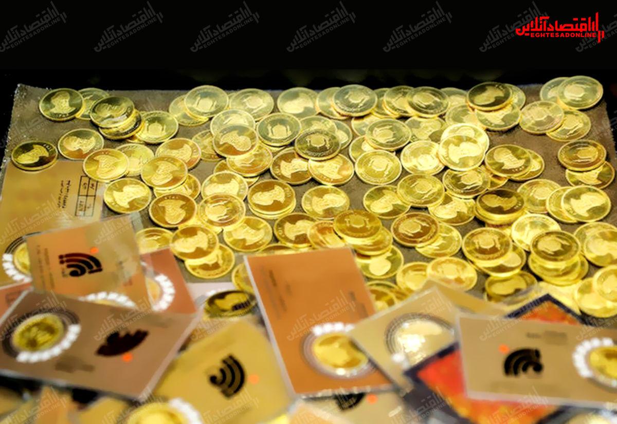 قیمت سکه امروز چند؟ (۱۴۰۰/۱/۱۹)