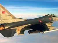 سقوط یک جنگنده ترکیه در «ازمیر»