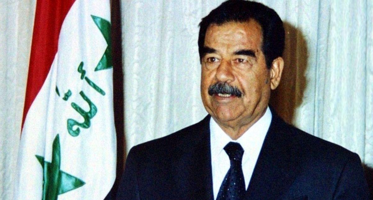 گنج پنهانی صدام حسین کجاست؟ +تصاویر