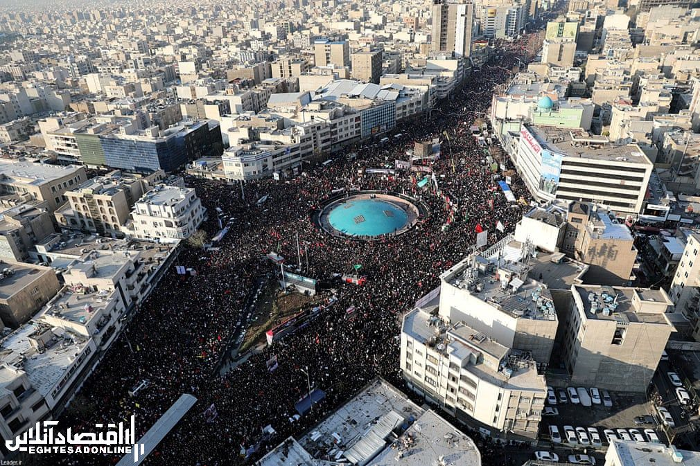 برترین تصاویر خبری ۲۴ ساعت گذشته/ 17 دی