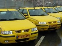 جریمه رانندگان تاکسی متخلف