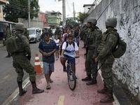 نیروهای ارتش امنیت پایتخت برزیل را برعهده میگیرند +تصاویر
