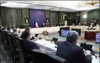 روحانی: شروع فعالیتهای کم خطر از 23فروردین +فیلم