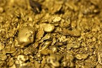 شکستن رکورد تولید 40ساله طلا در ماگادان روسیه