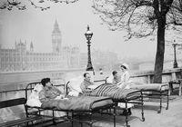 زندگی در لندن دهه ۳۰ میلادی +عکس